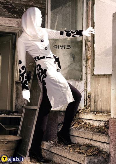 مدل مانتو های بسیار شیک زنانه سری جدید