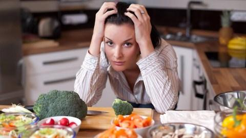 رایج ترین اشتباه افراد در برنامه کاهش وزن