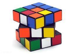 فرمول ریاضی جدید برای حل مکعب روبیک