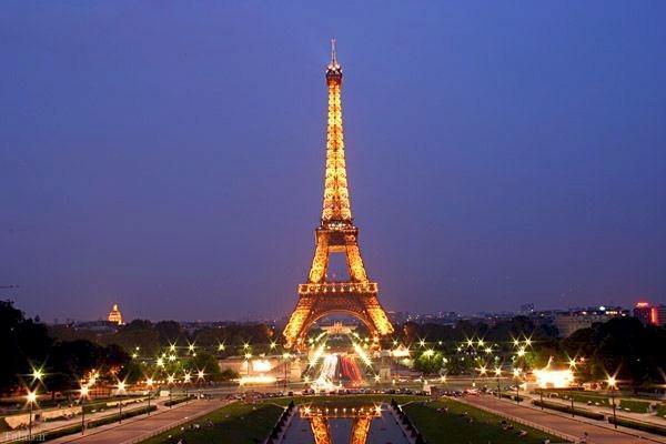 عکس های جاذبه های گردشگری بی نظیر فرانسه