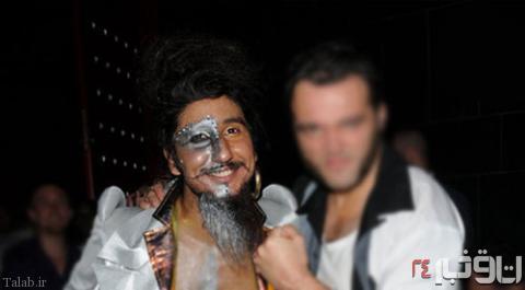 همجنسگرایی مجریان شبکه من و تو + عکس