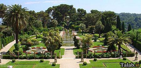 10 باغ زیبای دنیا (+ تصاویر)