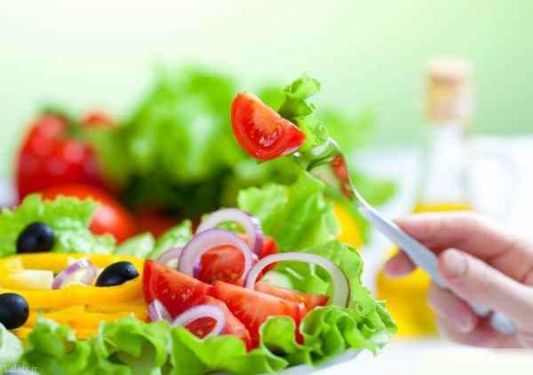 پیش غذای مناسب برای لاغری و تناسب اندام