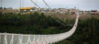 بزرگترین پل معلق خاورمیانه در مشگین شهر (+ تصاویر)