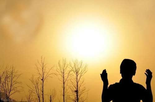 تامین سلامت عاطفی با دعا