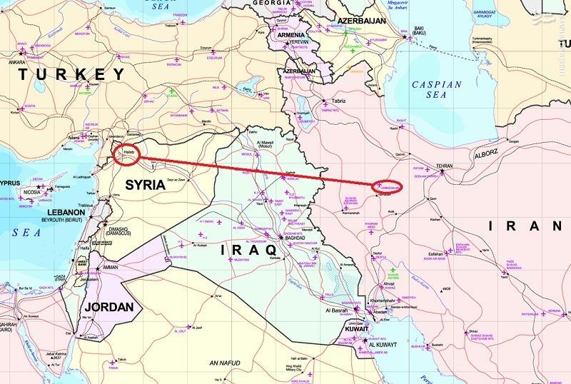 ع مـهمات جنگی ایران تصاویری از هواپیماهای جنگی روسیـه درون همدان mimplus.ir