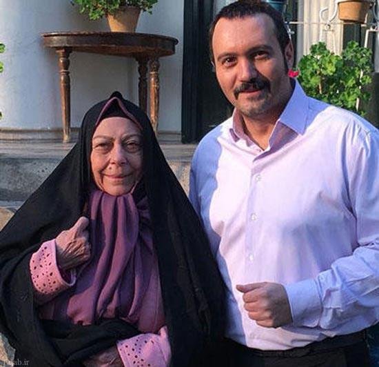 گفتگو با مادر سینمای ایران ثریا قاسمی