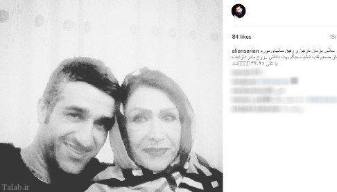 درگذشت مادر پژمان جمشیدی (+ تصاویر)