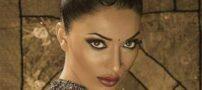 مدل آرایش هندی جدید و زیبا (3)