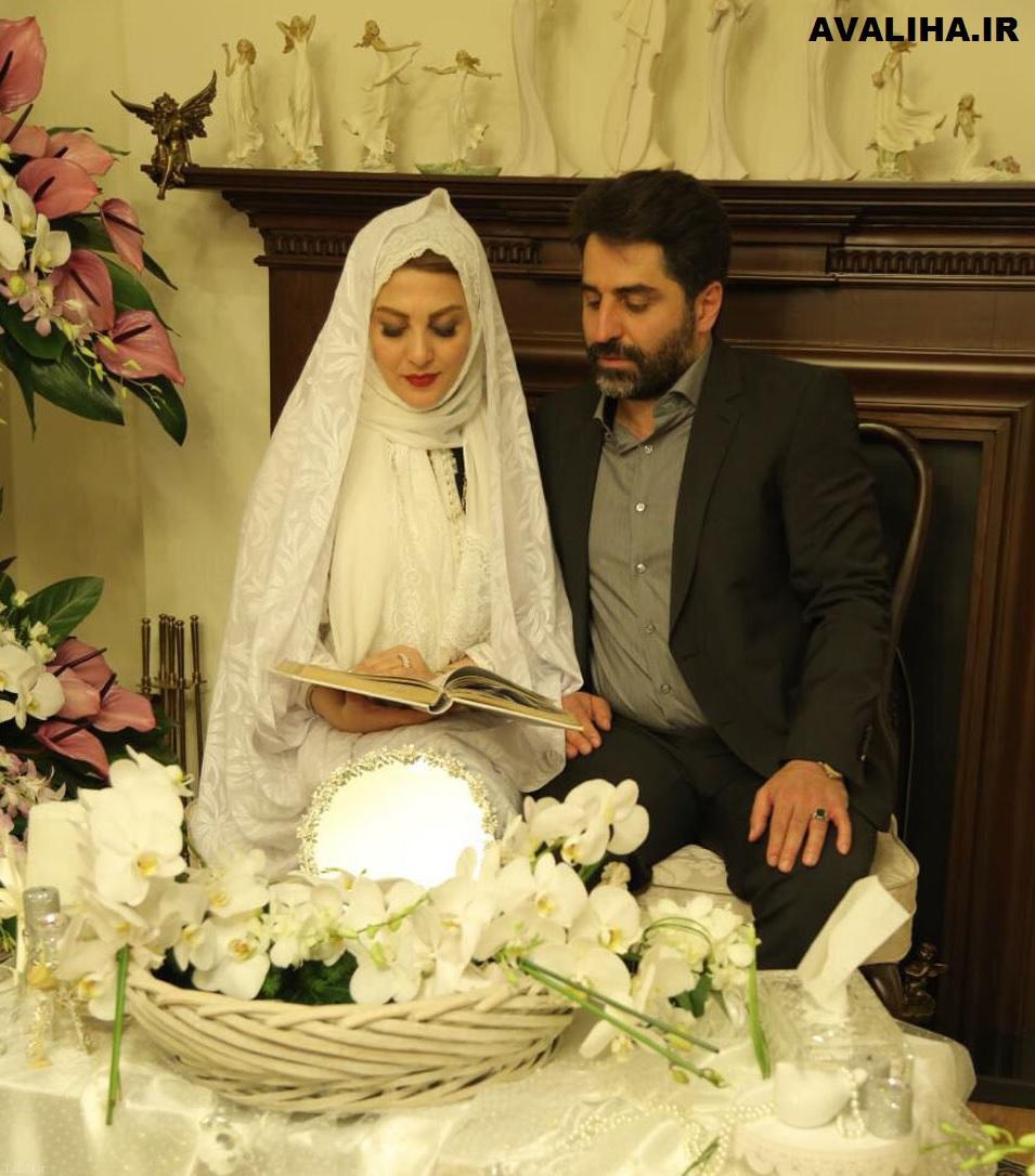 ازدواج ژیلا صادقی مجری صدا و سیما !+ تصاویر