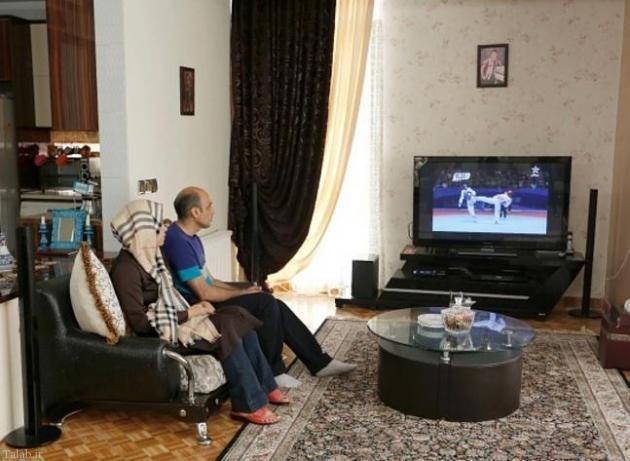 تصاویری از منزل پدری کیمیا علیزاده قهرمان تکواندو کار