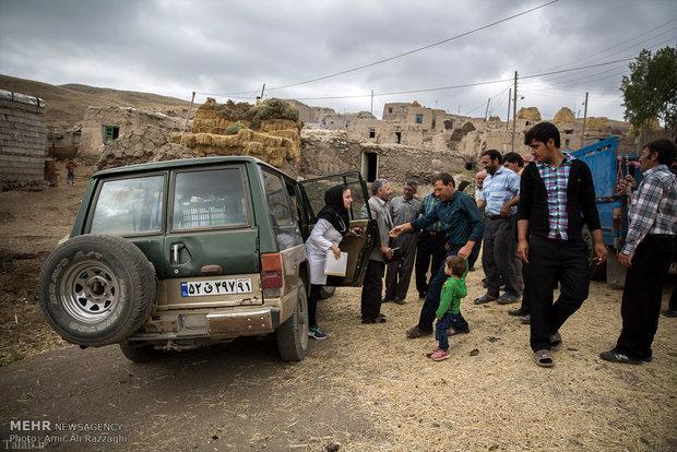 اقدام انسان دوستانه این خانم دکتر اردبیلی + تصاویر