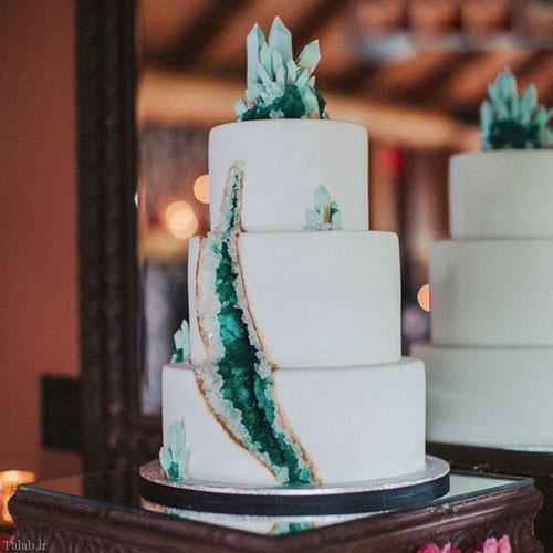 عکسهای جالب و دیدنی از کیک های سنگی