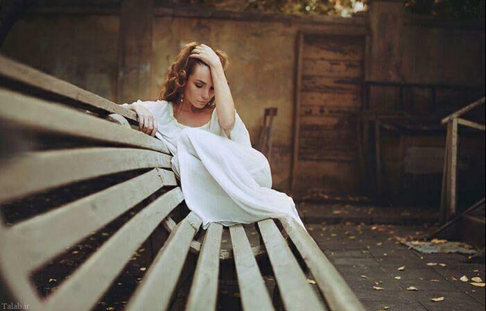 عکس های عاشقانه زیبا از لحظات تنهایی