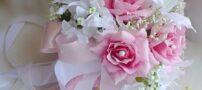دسته گل زیبا رنگی عروس(+عکس)