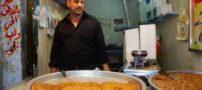 طرز تهیه شیرینی عراقی