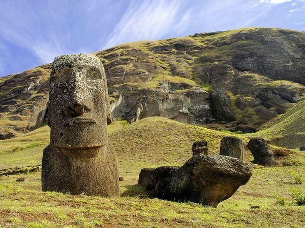 اسرار شگفت انگیز جزیره ایستر