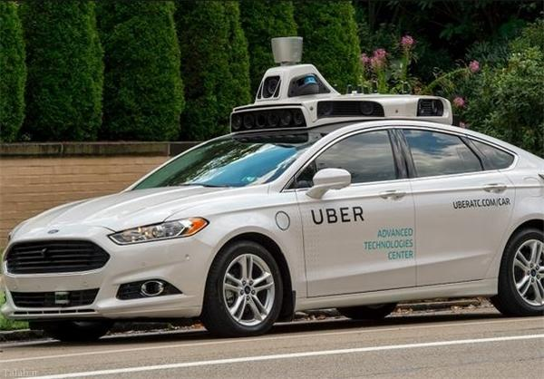 تاکسی خودران جهان اتوماتیک (+عکس)