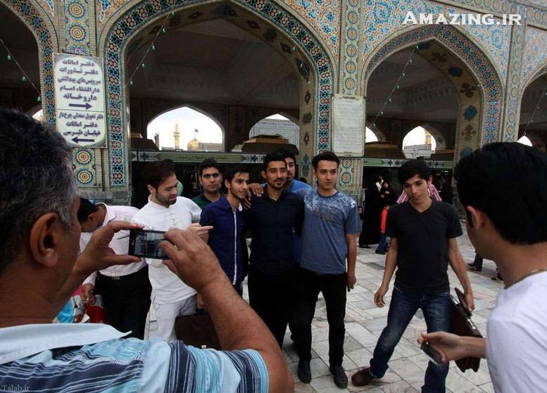 بیوگرافی کامل رضا قوچان نژاد(+عکس)