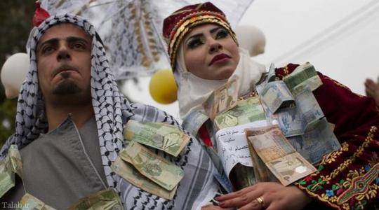 جشن عروسی های گران قیمت در کشورهای عربی + تصاویر