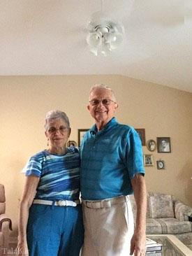 ست هایی زیبا لباس پدربزرگ و مادربزرگ (+عکس)