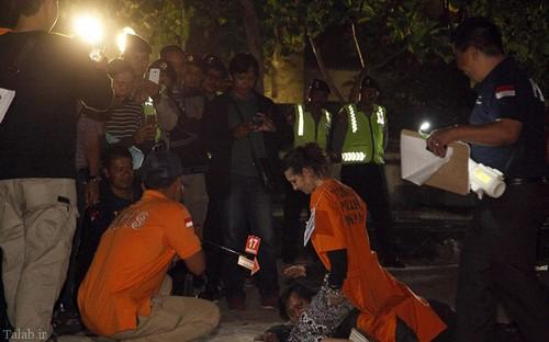 قتل پلیس اندونزی با 42 ضربه به دست عشاق قاتل