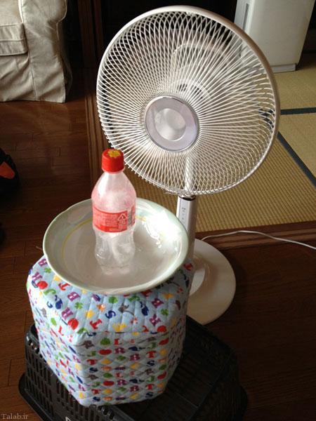 روش های خنک کردن منزل بدون استفاده از کولر