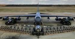 بررسی هواپیمای بمب افکن B-52