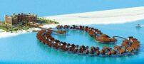 منظره ای از زیبایی های کیش «خلیج فارس»