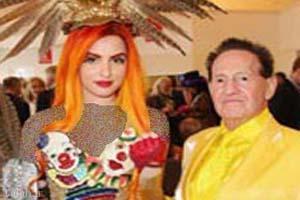 ازدواج خانم جوان 25 ساله و میلیاردر 71 ساله !+ عکس