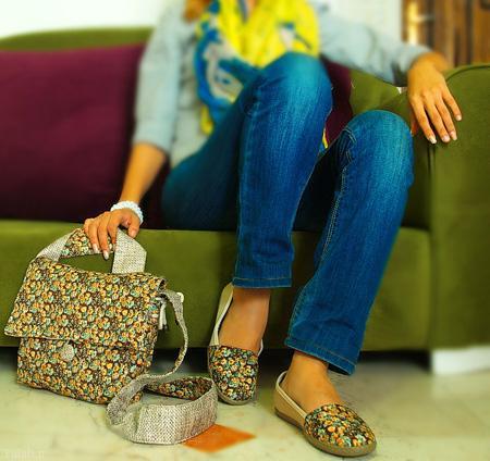 ست زیباترین کیف وکفش دانشجویی (+عکس)