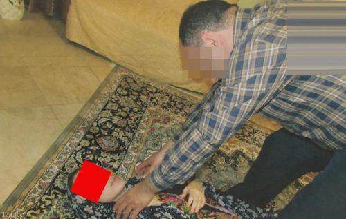 قتل ناپدری به دست داماد (+عکس)