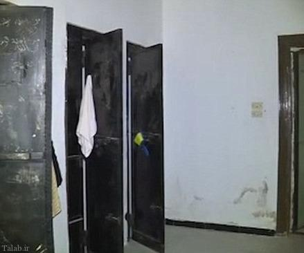 کشف اتاق های تجاوز داعش با لوازم جنسی (+عکس)