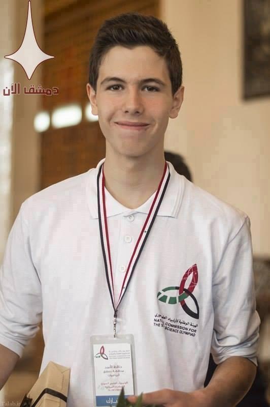پسر بشار اسد در روسیه تحصیل میکند (+عکس)