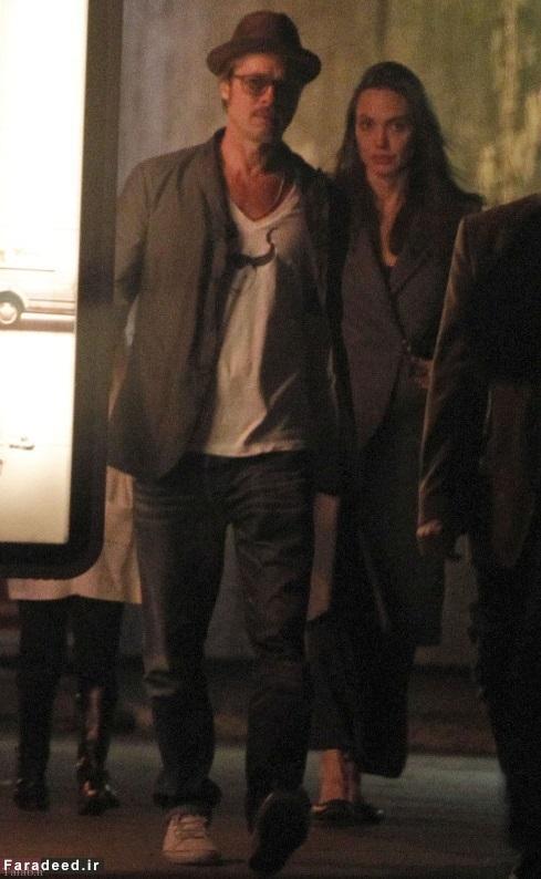 ماجرایی کامل طلاق دو ستاره هالیوود (+عکس)