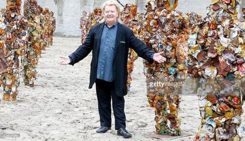 ساخت مجسمه های جالب توسط یک هنرمند آلمانی (عکس)