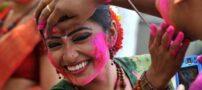 فستیوال هولی جشن سنتی هند (+عکس)