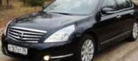 مشخصات خودرو تیانا لوکس + تصاویر