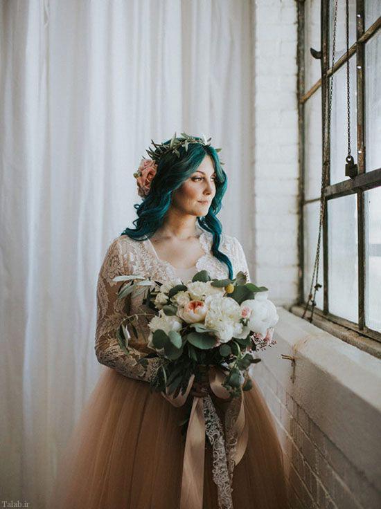معجزه جالب در مراسم عروسی این زوج (عکس)