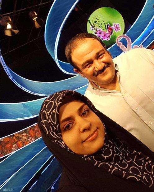 سلفی مهران غفوریان با خواهرش (+عکس)