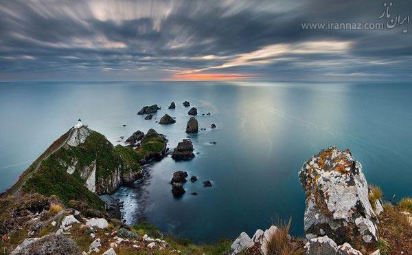 بهترین سواحل دنیا برای تفریح و گردشگری (+عکس)