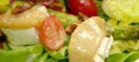 طرز تهیه پخت سبزیجات