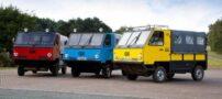 ارزان ترین کامیونت مسقف دنیا بنام OX (+ تصاویر)