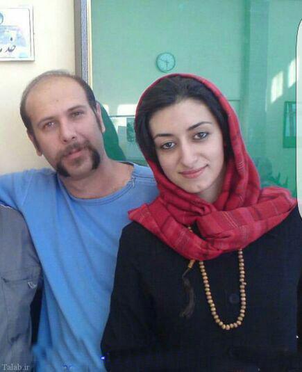 صدا پیشه جناب خان و همسرش (+عکس)