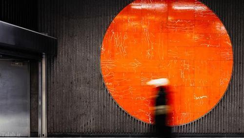 عکس های دیدنی از ایستگاه های مترو جالب
