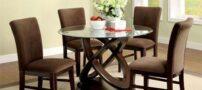 مدل های مختلف میز نهار خوری
