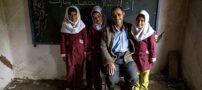 مدرسه ای با حداکثر 3 دانش آموز (+تصاویر)