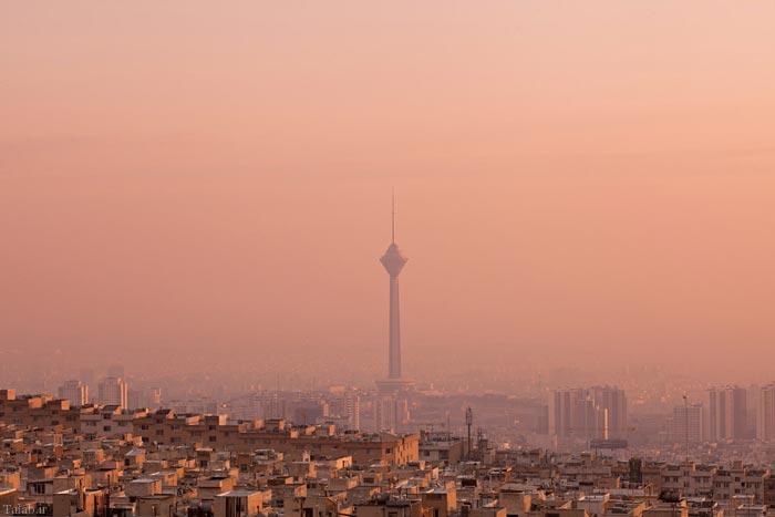 تصاویر پیشنهادی سایت روسی برای سفر به ایران