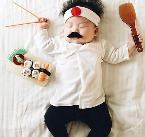 عکس های دیدنی از عکس گرفتن از نوزادان