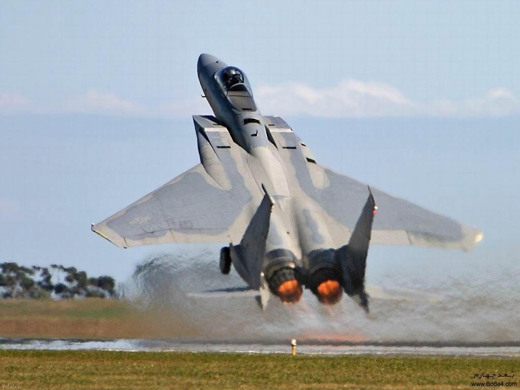 معرفی جنگنده F-15 ایگل